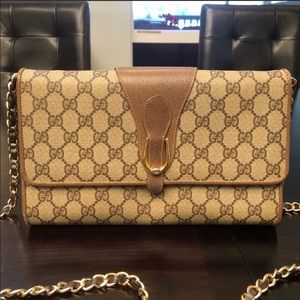 Authentic Gucci Clutch/Crossbody